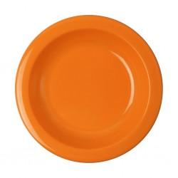 Soup Plate Orange