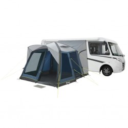 van awning Milestone Pro Air Tall