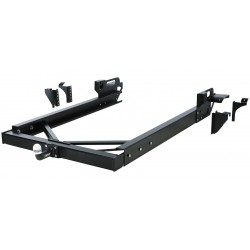 Tow-Bar for all Models without Load-bearing ALKO-Chassis / non Load-bearing Frame Extension