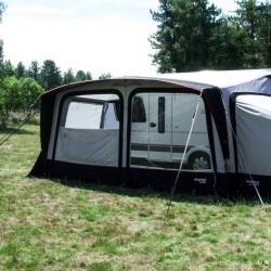 partial tent Omega 450