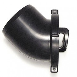 "Hose Adapter 3"" US Bended"
