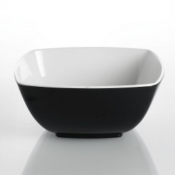Bowl Black and White