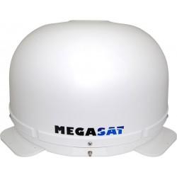 Satellite System Megasat Campingman Twin AutoSkew