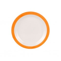 Dessert Plate Orange