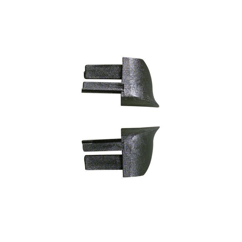 End Caps for Window Rail S4 - Window