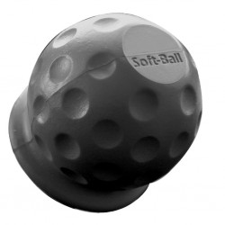 Protection Cap Soft-Ball Black