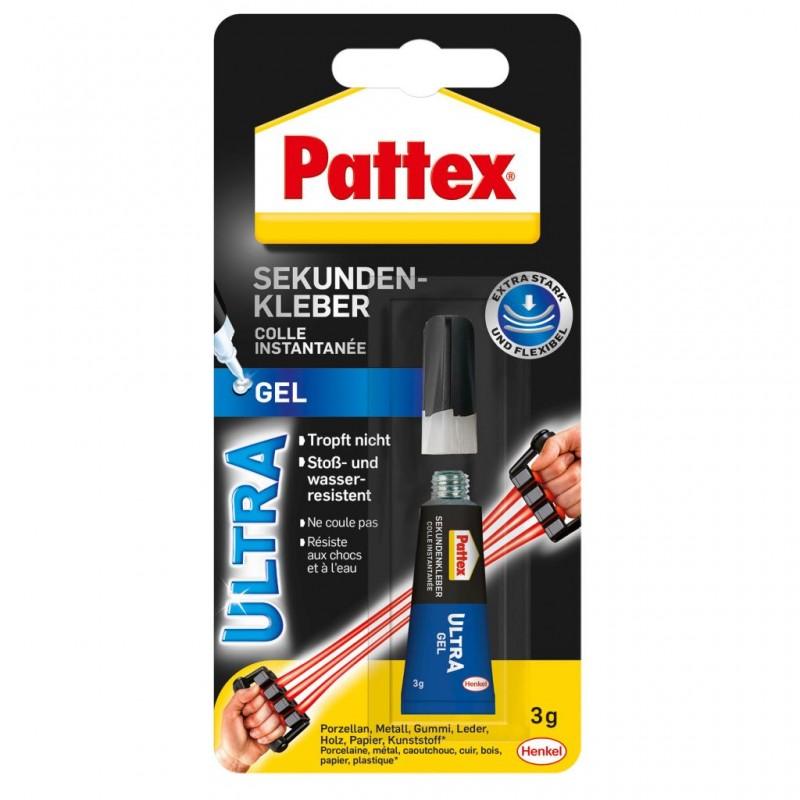 Super Glue Pattex Ultra Gel