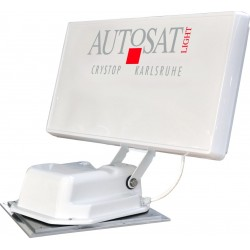 Satellite System AutoSat Light F O Digital