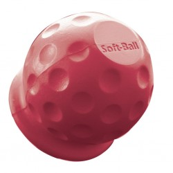 Protection Cap Soft-Ball Red