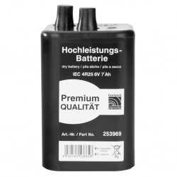 6 Volt Quality Battery