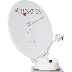 Satellite System AutoSat 2S 85 Control