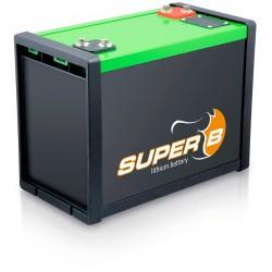 Lithium Batterie Super-B 100