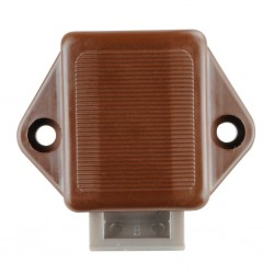 Mini Push-Lock Brown