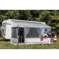Awning tent Fiamma ZIP Royal Grey