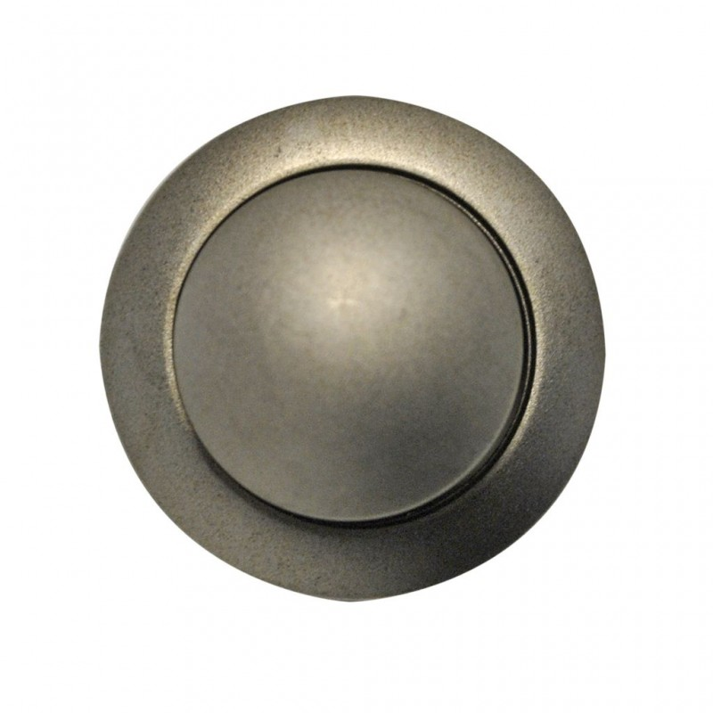 Push Button Nickel-Plated