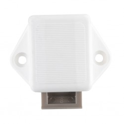 Mini Push-Lock White