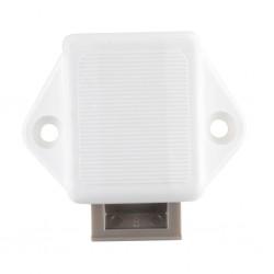 Mini Push-Lock White