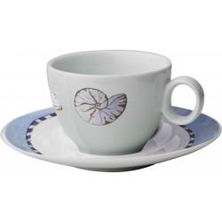 Espresso Cup incl. Saucer Odyssey, 100 ml