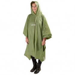Waterproof Poncho Rainman Blue