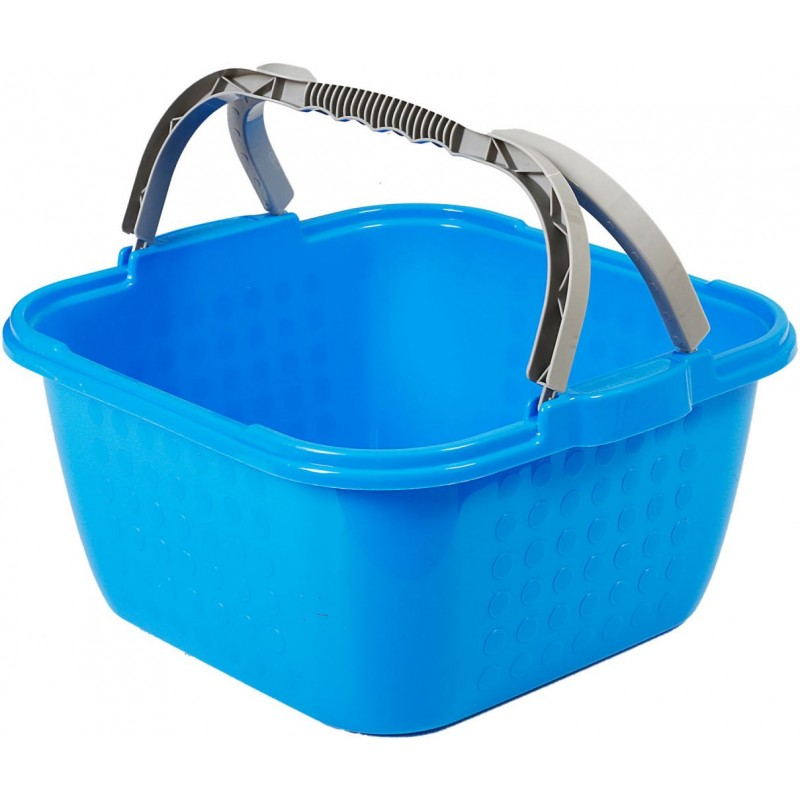 Handle Basin Cleo Blue
