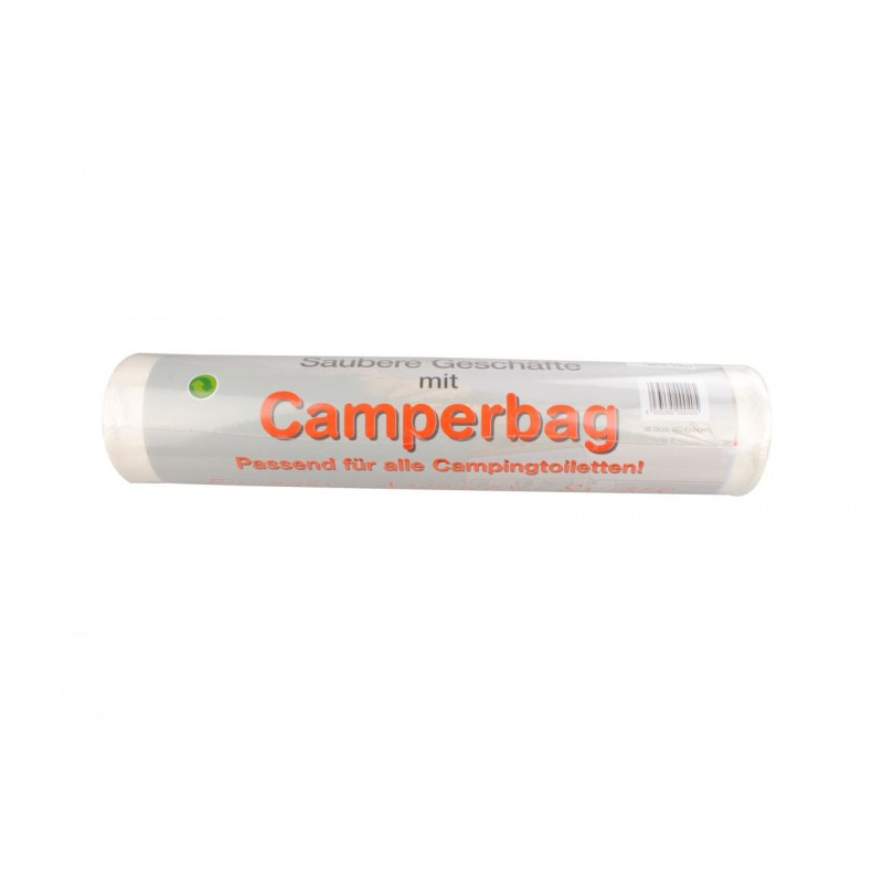 WC Camperbag Inlay 40 pieces