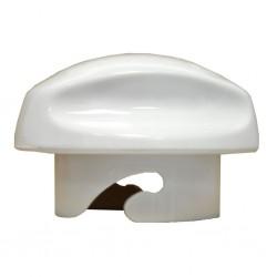 Screw Cap for Fresh Water Tank Signal White