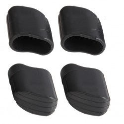 Ground Protection Anthracite Set of 4