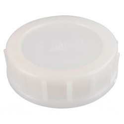 Screw Lid and Seal Transparent BI-POT