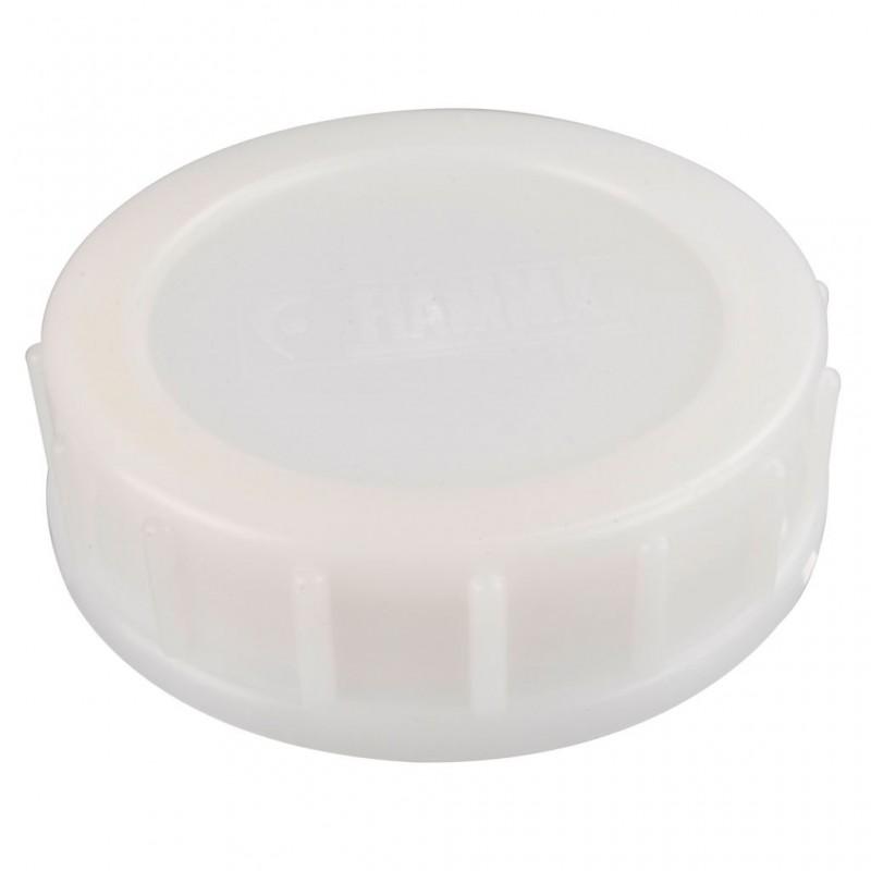 Screw Lid and Seal Transparent BI-POT