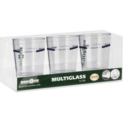 Set Multiglass Marine (3pcs)