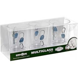 Set Multiglass Cascade (3Stk)