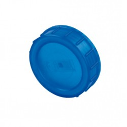 Screw Lid and Seal blue BI-POT