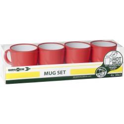 Set mugs Resylin Cosmic (4pcs)
