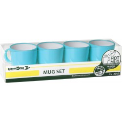 Set mugs Resylin light blue...
