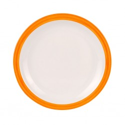 Plate Orange