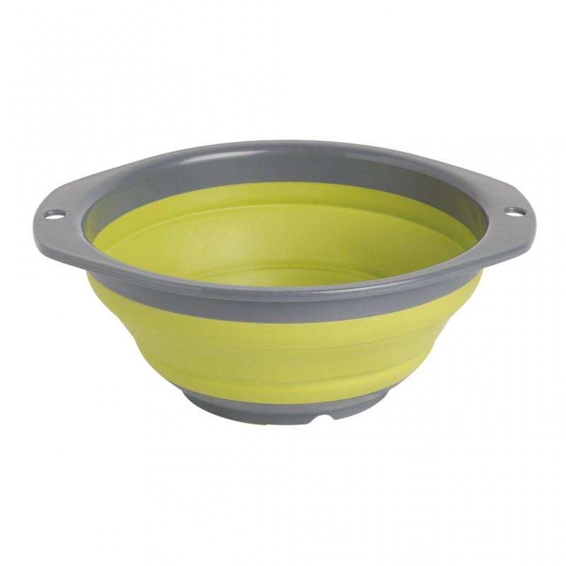 Collaps Folding Soup Bowl S Green