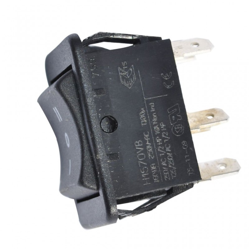Toggle Switch for LED Entrance Light