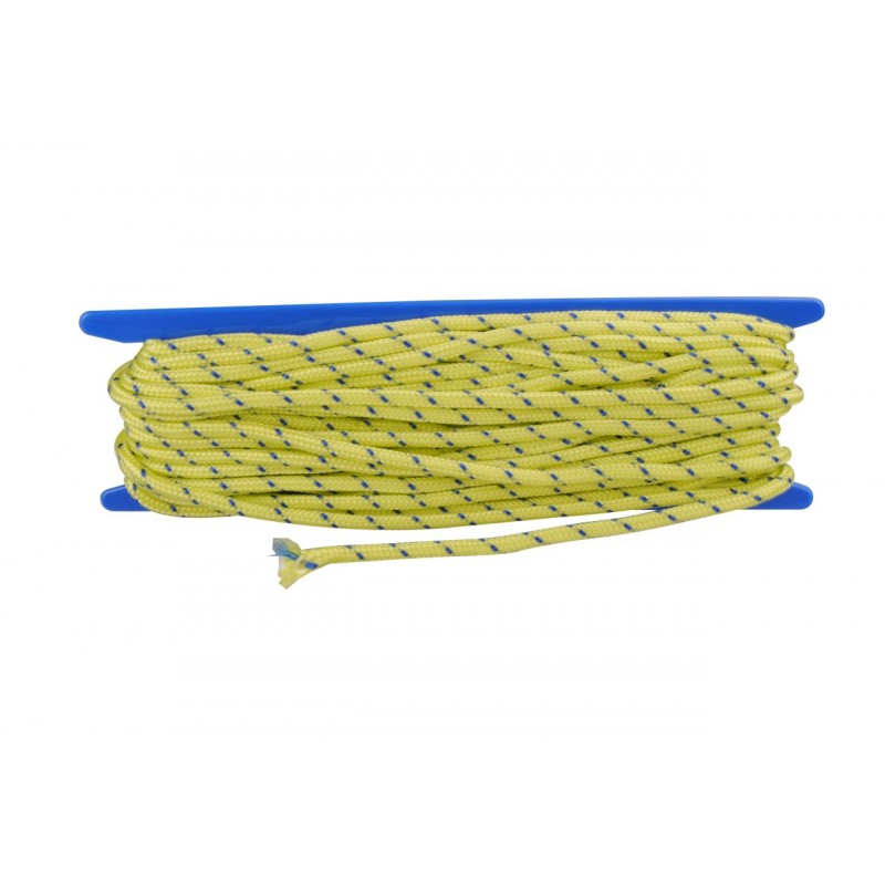 Guy Rope 20 m Yellow