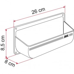 storage container, size 1, draft