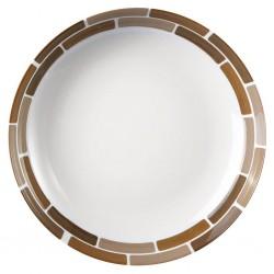 Soup Plate Chocolate