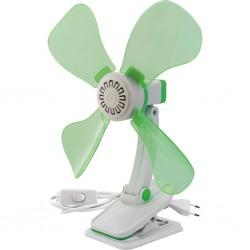 ventilator 230 V, green
