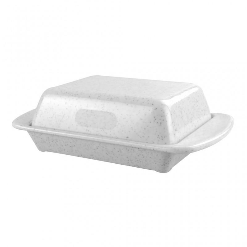 Butter Dish Granit uni