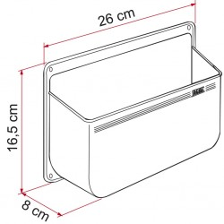 storage container, size 2, draft