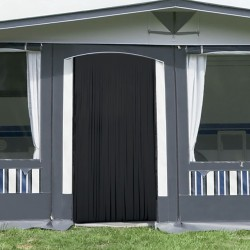 door curtain Curtina4U, anthracite