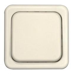 Insert for Rocker Switch 1 Pin Light Grey
