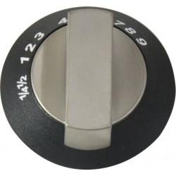 Control Knob for Triplex Oven