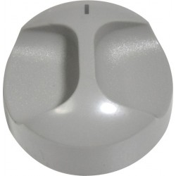 Turning Knob for Dometic Refrigerators, Grey, No. 241278720/8