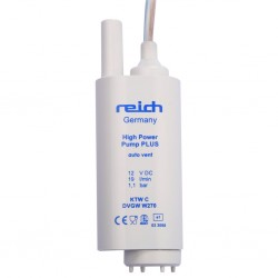 Submersible Pump 19 l/min 1,1 bar with Check Valve