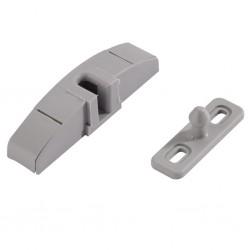 Funiture Clasp Lock WK Grey