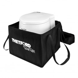 Porta Potti transportation bag X65 opened